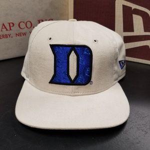 1990s Duke University Strapback Hat